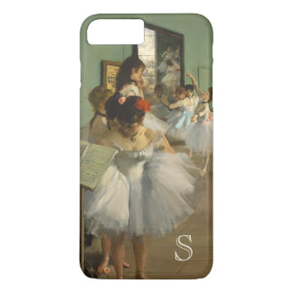 Ballet Class | Edgar Degas | Impressionist iPhone 8 Plus/7 Plus Case