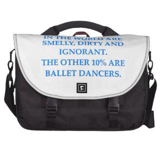 ballet commuter bags