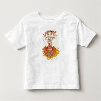 Ballet Costume for 'The Firebird', by Stravinsky Toddler T-Shirt