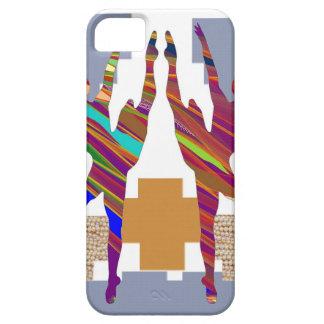 BALLET DANCE CLASS : Love my team iPhone 5 Cover
