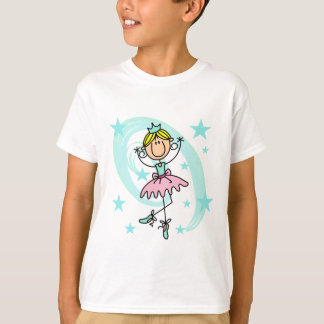 Ballet Dancer - Blond T-shirts and Gifts