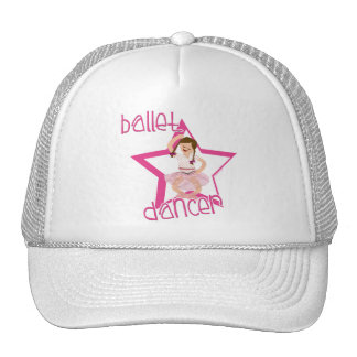 Ballet Dancer Cap