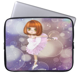 Ballet Dancer Laptop Sleeve
