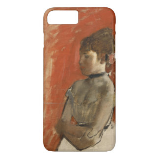 Ballet Dancer with Arms Crossed by Edgar Degas iPhone 7 Plus Case