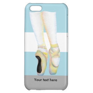 Ballet Dancers Shoes Cover For iPhone 5C
