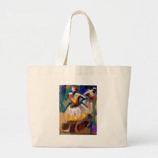 Ballet - Dega Large Tote Bag