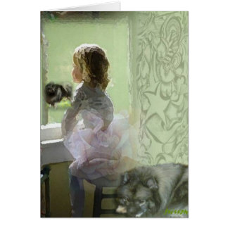 Ballet Dreams Card