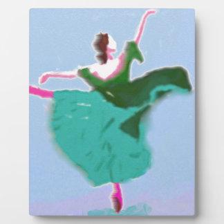 Ballet Dress Art Plaque
