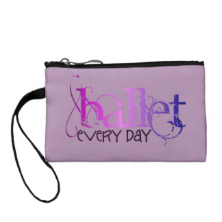Ballet Everyday Coin Purse