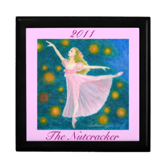 Ballet Gift Box - 2011 Nutcracker Commemorative