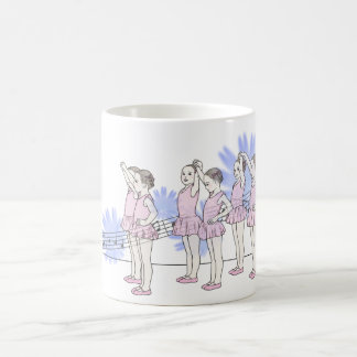 Ballet girls ballet girl coffee mug