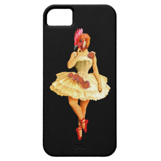 Ballet Hen iPhone 5 Case
