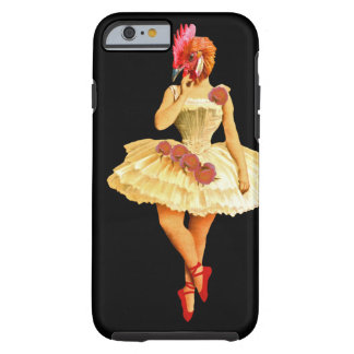 Ballet Hen Tough iPhone 6 Case