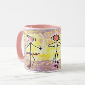 Ballet of Colours Mug