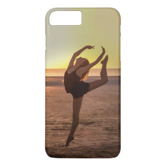 Ballet on the Beach iPhone 7 Plus Case