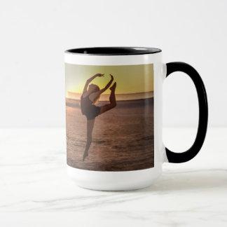 Ballet on the Beach Mug