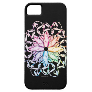 Ballet Pattern (spectral) Barely There iPhone 5 Case