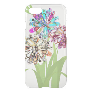 Ballet pointe shoe flower phone case