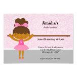 Ballet Recital Cards