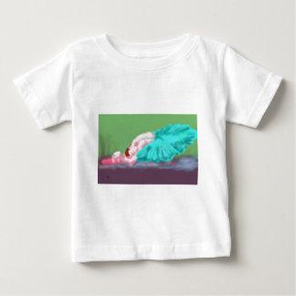 Ballet Resting Art Baby T-Shirt
