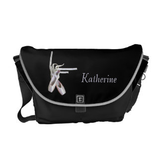 'Ballet' Rickshaw Messenger Bag