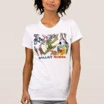 Ballet Russe T-shirts