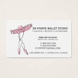 Ballet School Instruction Dance
