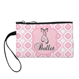 Ballet Shoes Coin Wallets
