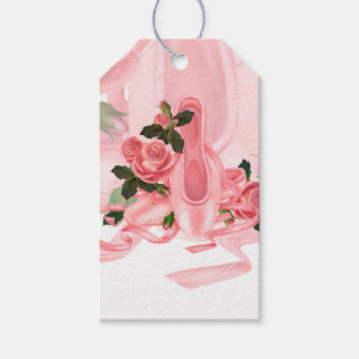 BALLET SHOES DANCE Gift Tag