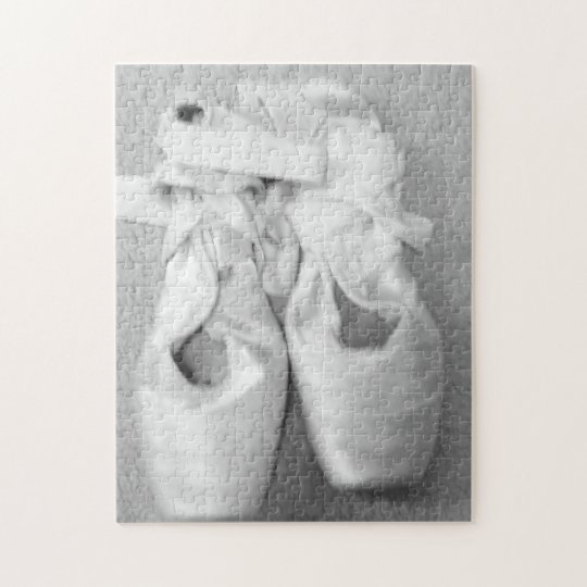 Ballet Shoes Jigsaw Puzzle