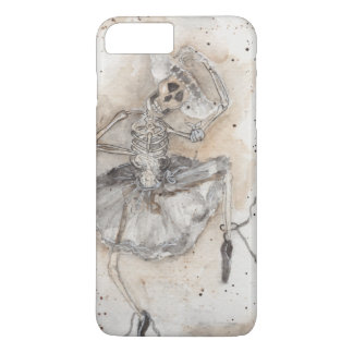 ballet Skeleton Dances iPhone 8 Plus/7 Plus Case