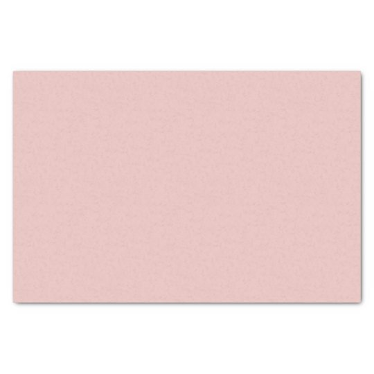 Ballet Slippers Pink Solid Colour Tissue Paper