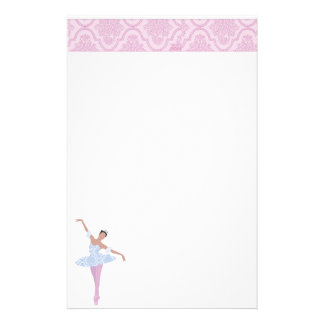 Ballet Stationery Paper