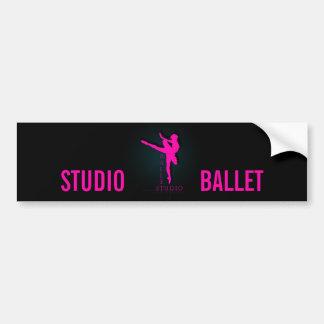 Ballet Studio - Bumper Sticker