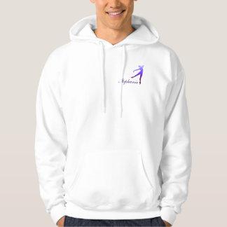 Ballet sukuroruhudo equipped trainer hoodie