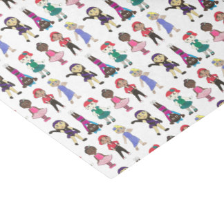 Ballet Tap Jazz Lyrical Hip Hop Acro Dance Class Tissue Paper