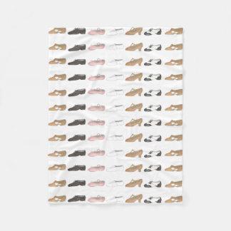 Ballet Tap Jazz Shoes Dance Teacher Gift Blanket