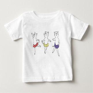 Ballet Trio Baby T-Shirt