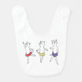 Ballet Trio Bib