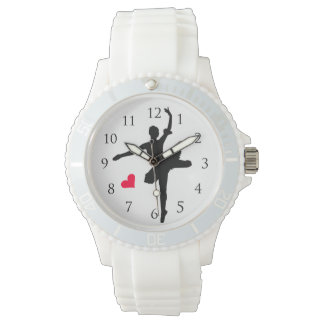 Ballet Watch_With Numbers Watch
