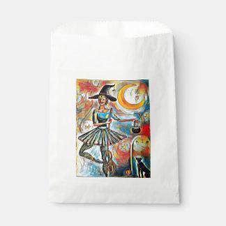 Ballet Witch Favour Bag
