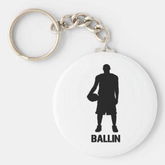 Ballin Key Chain