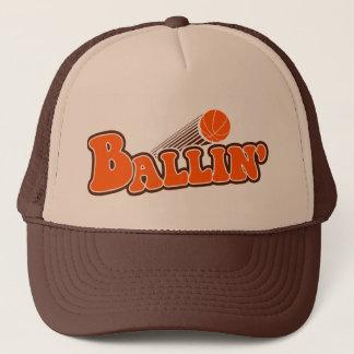 Ballin' Trucker Hat