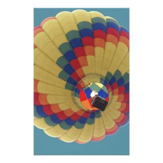 Ballon Launch Stationery