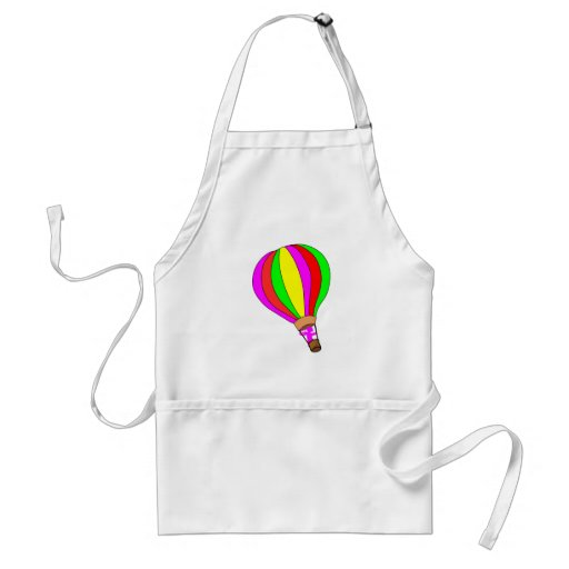Ballon with cupid apron