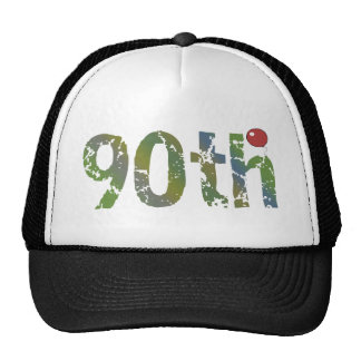 Balloon 90th Birthday Gifts Cap