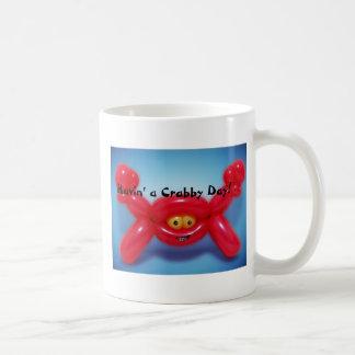 Balloon Animal Crab Mug