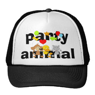 "Balloon Animals-""party animal"" Cap"