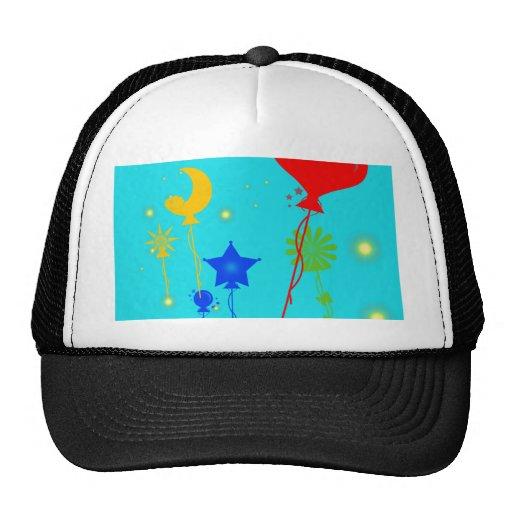 balloon balloons hat