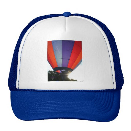 Balloon Blue Sunburst! XLTA Hat